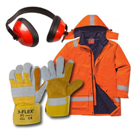 Personal Protective Equipment [PPE]