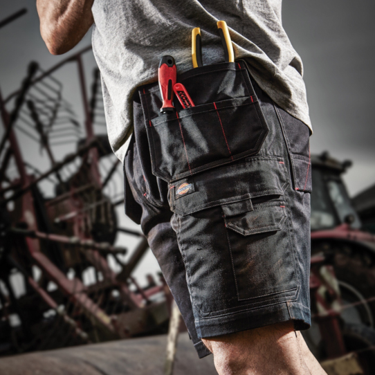 WD802 dickies redhawk pro shorts