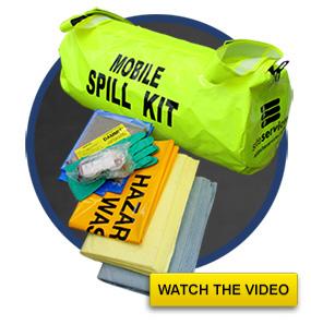 Mobile Spill Kit